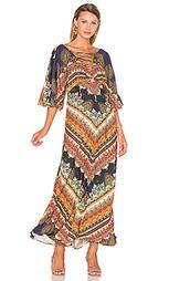 Макси платье etniquita - FARM
