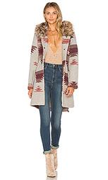 Пальто с отделкой из искусственного меха dalley - BB Dakota