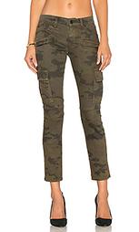 Узкие мото брюки карго colby - Hudson Jeans