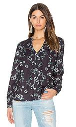 Benson floral blouse - Greylin