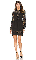 Кружевное мини-платье aliston - Greylin