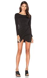 Платье с узлом - Donna Mizani