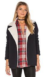Куртка с подкладкой из искусственного меха aire - Velvet by Graham & Spencer