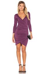 Облегающее платье с длинным рукавом beatriz - Velvet by Graham & Spencer