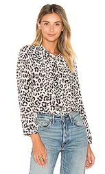 Шелковая блузка purine b - Joie