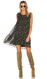 Шелковое платье tahoma - Joie