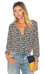 Шелковая блузка coralee - Joie