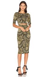 Платье с вырезами - SUNO