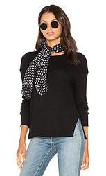 Мягкий пуловер с объёмной вязкой - LNA