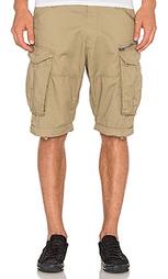 Рубашка с коротким рукавом и молнией до середины rovic - G-Star