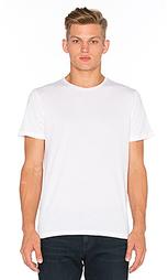 Классическая футболка с круглым вырезом - FRAME Denim