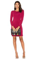 Облегающее платье с длинным рукавом hester - Velvet by Graham & Spencer
