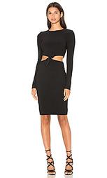 Платье с длинным рукавом lucienne - BEC&BRIDGE Bec&Bridge