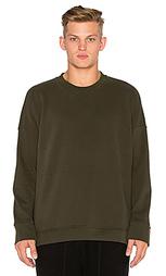 Драпированная рубашка с круглым вырезом - Stampd