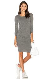 Облегающее платье с длинным рукавом yurel - Velvet by Graham & Spencer