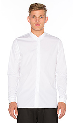 Платье рубашка с воротником в рубчик - Stampd