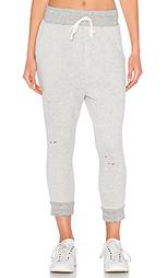Рваные брюки с карманом porkchop - SUNDRY