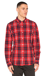 Рубашка на пуговицах penn - Stussy
