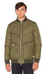 Куртка-бомбер с пуховой набивкой vanleer - Penfield