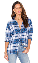 Фланелевая рубашка на пуговицах jackson - Rails