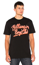 Футболка bb script light - Billionaire Boys Club