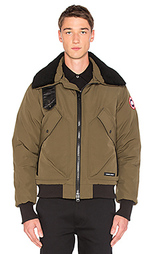Куртка-бомбер с воротником из овчины bromley - Canada Goose
