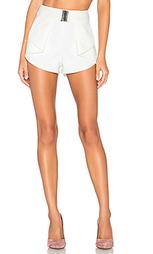 Закатанные шорты с поясом harness - Lavish Alice