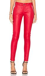 Кожаные узкие джинсы lucy - RtA