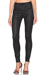 Супер узкие джинсы с ультра высокой посадкой no. 1 - DL1961