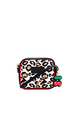 Сумка через плечо leopard cherry charm - Marc Jacobs
