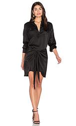 Платье-рубашка sloane - Steele