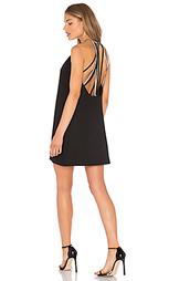 Платье с высоким горлом - Halston Heritage