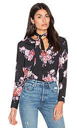 Блуза с завязкой на шее gigi - Capulet