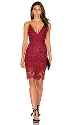 Платье со смешанными кружевами - NICHOLAS
