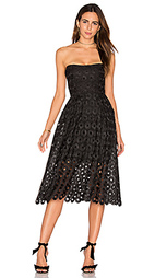 Spot lace ball dress - NICHOLAS