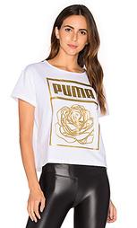 Футболка с логотипом - Puma