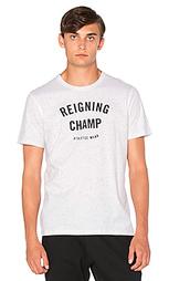 Футболка с коротким рукавом gym logo - Reigning Champ