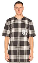 Свободная студенческая футболка - Helmut Lang