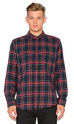 Рубашка на пуговицах highland - Obey