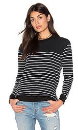 Пуловер из футера с молниями по бокам adelaide - Splendid