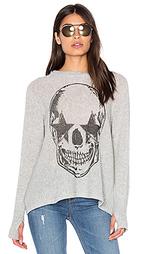 Пуловер из кашемира hollis - Lauren Moshi
