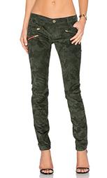 Узкие джинсы с молнией - Etienne Marcel