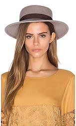 Шляпа с широкими полями и плоским верхом - Michael Stars