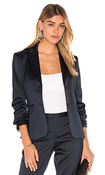 Stretch satin blazer - ATM Anthony Thomas Melillo