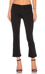 Укороченные джинсы-клеш средней посадки selena - J Brand