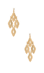 Hanging drop earring - Ettika