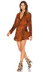 Мини платье с принтом pilar - Karina Grimaldi