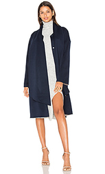 Merino belted coat - cacharel