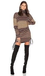 Платье свитер fran - RACHEL ZOE