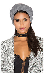 Ribbed beanie - Plush